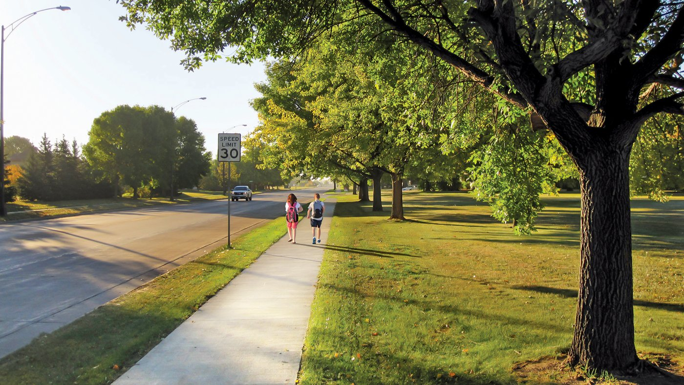 Safe Routes to School — East Grand Forks, MN