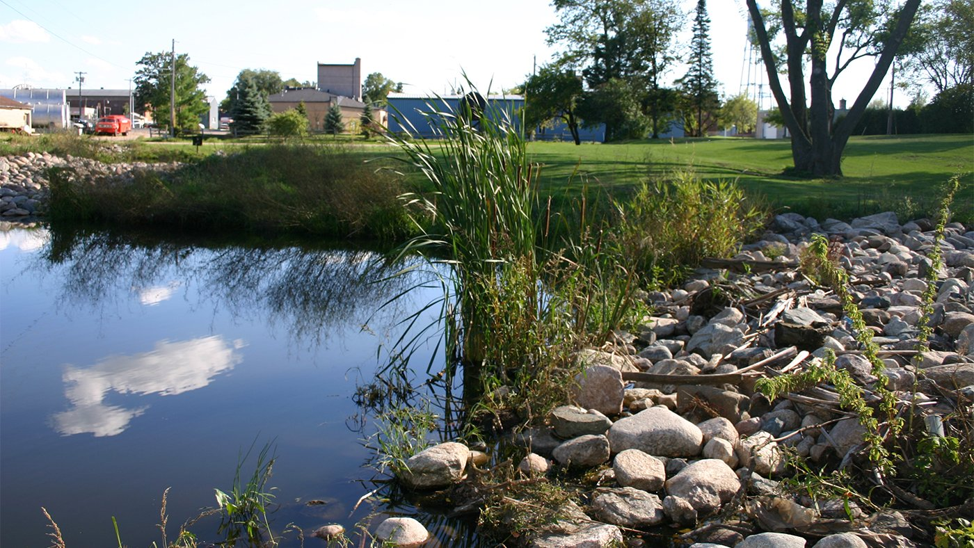 3rd Avenue and Broadway Stormwater Detention Ponds — Alexandria, MN