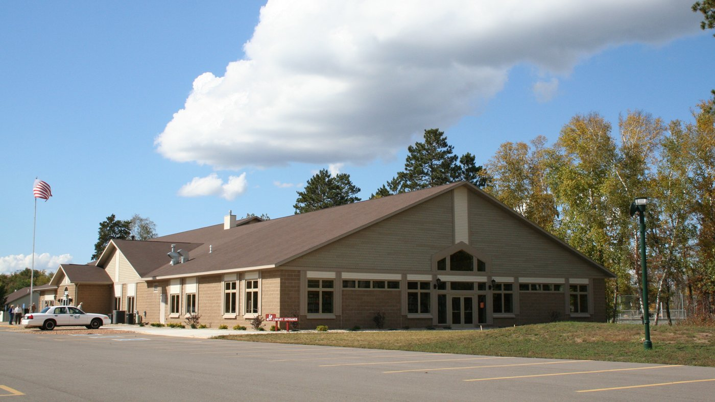 Crosslake Library and Community Center — Crosslake, MN