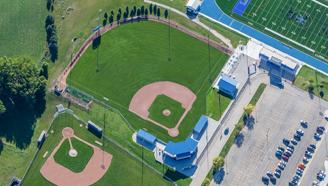 Minnewaska Baseball Stadium