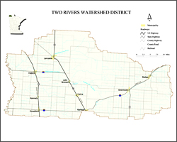 two rivers watershed