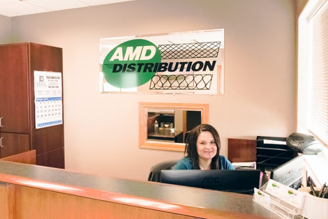 AMD Distribution Building