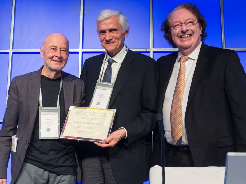 Bart Barlogie Award - Myeloma Society
