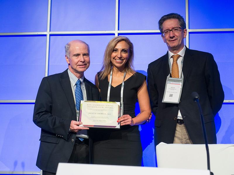 Ken Anderson Award - Myeloma Society