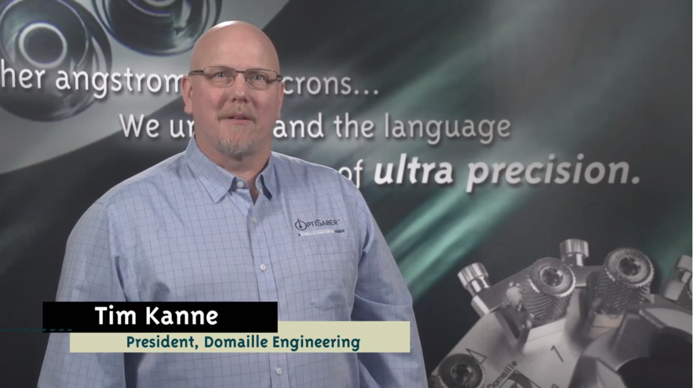 Precision Manufacturing Overview - Video
