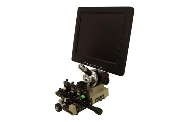 Domaille Engineering is proud to announce our new OptiSpec® DE2600 microscope