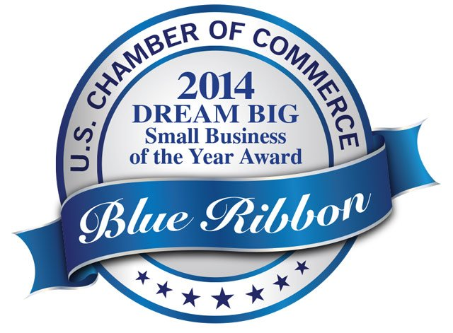 Domaille Engineering Receives U.S. Chamber of Commerce Dream Big Award