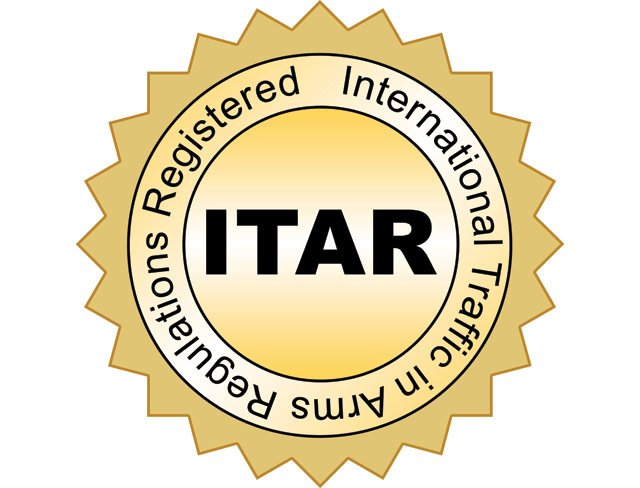 Domaille Engineering Receives ITAR Certification
