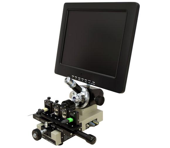 OptiSpec® DE2600 microscope