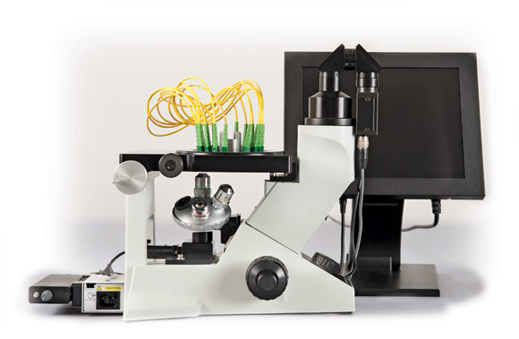 Optispec® DE8800 microscope