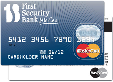 FSB Business Debit Card