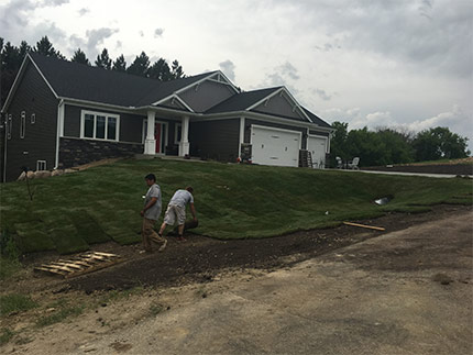 Lawn Restoration Meyer Outdoor Services Rochester Mn