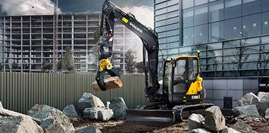 Volvo: Crawler Excavators