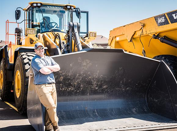 Talent at Nuss Truck & Equipment