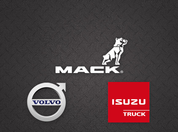 Nuss Brands: Mack, Volvo and Isuzu