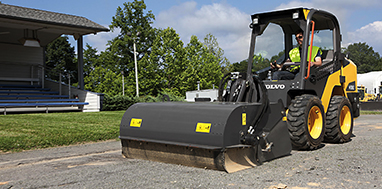 Volvo: Skid Steer Loaders