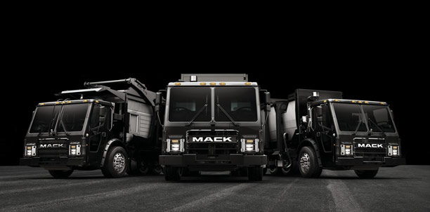 Mack LR Fleet