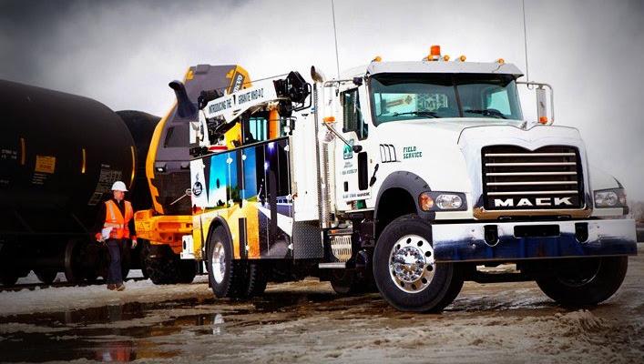 NTE Granite Field Tech Truck