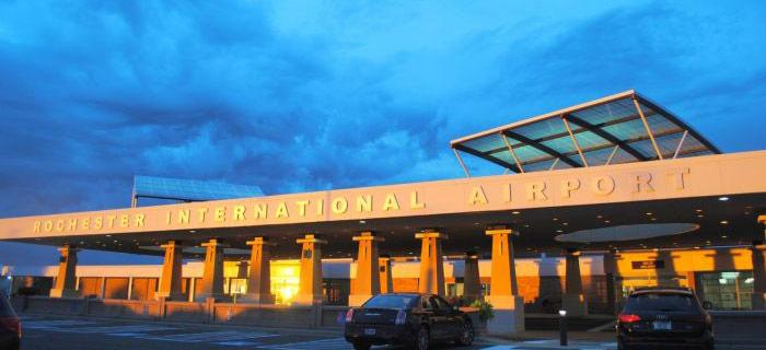 Rochester International Airport Terminal