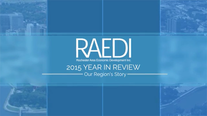 RAEDI Annual Meeting 2016, A Year in Review from 2015 video