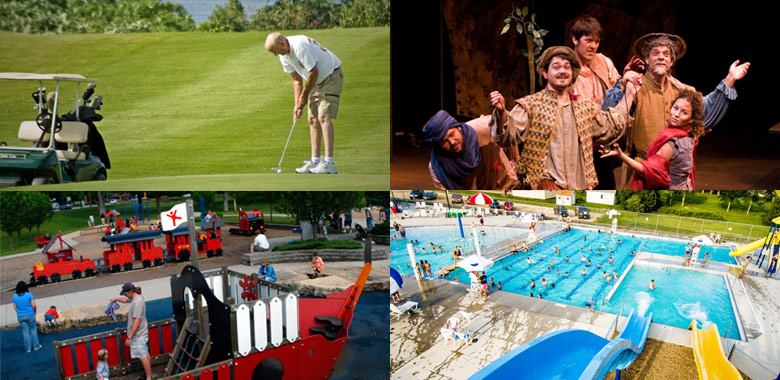 Attractions in the Rochester, MN area