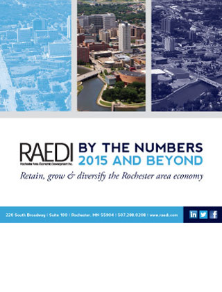 RAEDI Report 2016, By the Numbers 2015 and Beyond