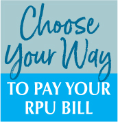 Choose Your Way: To pay your RPU bill