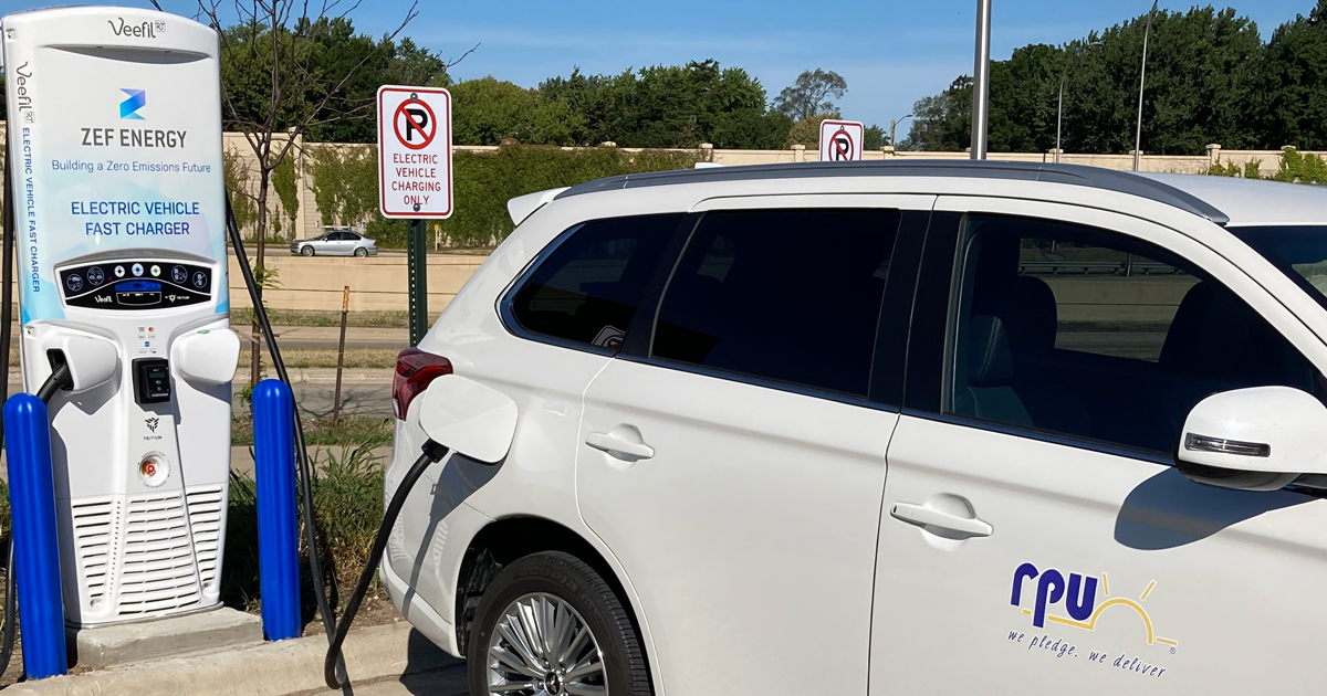 Electric Vehicles in Rochester, MN