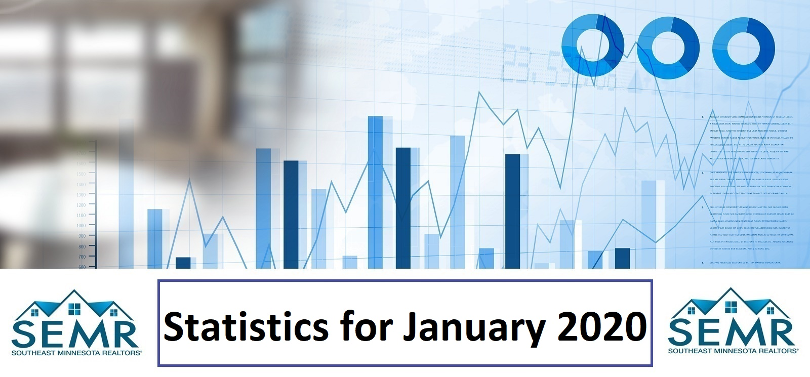 SEMR Statistics for January 2020