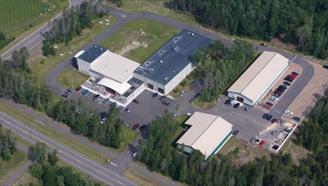 Baxter Public Works Facility