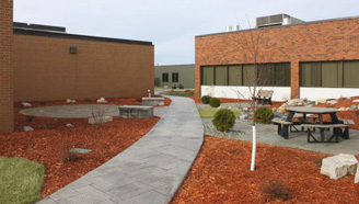 NCHS Healing Gardens